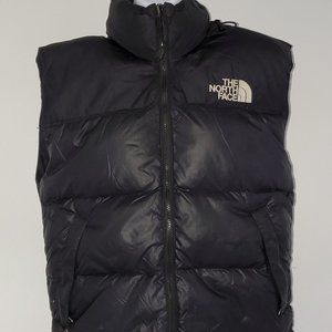 The North Face Women's SMALL PETITE Puffer Vest BL